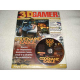 Revista Cd Expert Game Codename Eagle Completo