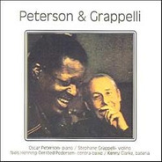 Cd Peterson & Grappelli - Oscar Peterson & Stephen Grappelli