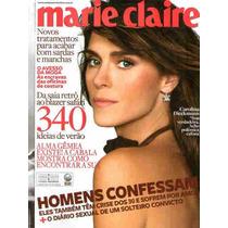 Marie Claire 233 * Carolina Dieckmann * Ashton