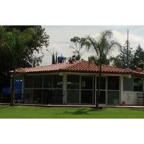 Teja De Barro Guadalajara Michoacana 15x30 Entrega Inmediata