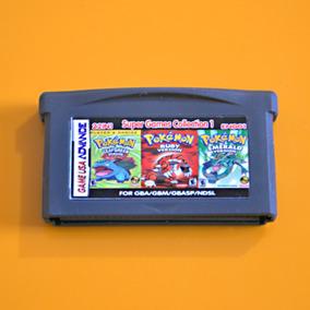 Cartucho 20 En 1 P/ Gba Y Ds - Sagas Mario Pokémon Y Metroid