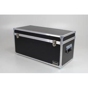 Hard Case Baú Acessórios E Cabos 70x30x30cm Promoção