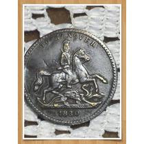 Moneda Token Inglaterra Hanover 1830 Ref P5/7