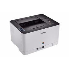 Impresora Laser Color Samsung Sl C430w Nfc Wifi Red Gtia