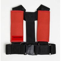 Arnes Cinturon De Seguridad Para Niños Black Impresindible