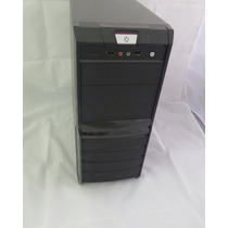 Cpu Montada Dual Core 2gb Hd 160 - C/ Frete Grátis + Brinde
