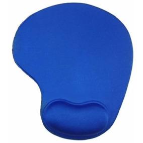 Mouse Pad Confort Apoio Ergonômico Acolchoado -preto- Saldo