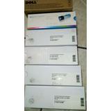 Lote Cartuchos Para Impresora A Color Laser Dell 1320 Todos