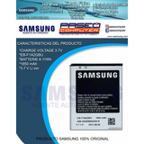 Bateria Samsung S2 Gt-i9100 Agente Autorizado Samsung