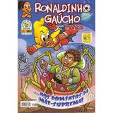 Ronaldinho Gaucho Revista Nº 32 Editora Panini Comics