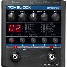 Pedal Tc Eletronics Voice Tone Create (1960)