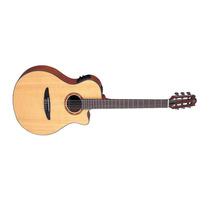 Violão Eletro-acústico Yamaha Ntx700 Natural Com 6 Cordas De
