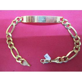 Esclava Cartier Para Caballero En Oro 10 Kilates Mod. 1