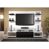 Mueble Tv Minimalista Centro De Entretenimiento Dvd Blue-ray