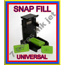 Snap Fill, Pressuriziador, Universal, Hp, Canon, Lex, Xerox