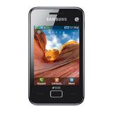 Capa Silicone Tpu Samsung S5222 Star 3 Duo + Pelicula Lcd