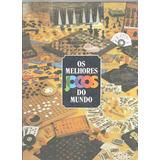 Os Melhores Jogos Do Mundo - Editora Abril - Cartas, Truco