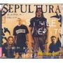 Sepultura - Choke Cd Single Revista Trip