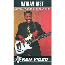 Nathan East Contemporary Electric Bass ( V H S )