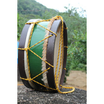 Zabumba Artesanal 18 Morre Congo, Nasce Congo Instrumentos