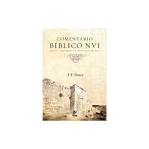 Comentário Bíblico Nvi: Antigo Testamento E Novo Testamento
