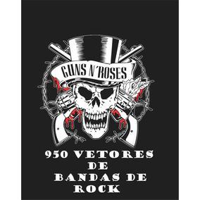 950 Vetores De Bandas De Rock, Imagens Impressão Corel Draw