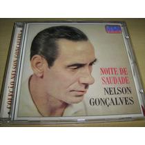 Cd Nelson Gonçalves : Noite De Saudade - Música Romântica