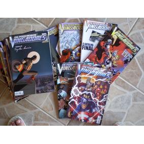 Os Poderosos E Novos Vingadores! Panini 2004! R$ 10,00 Cada!