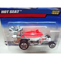 Hot Seat / Inodoro - Taza De Baño (1999 Hw Series)