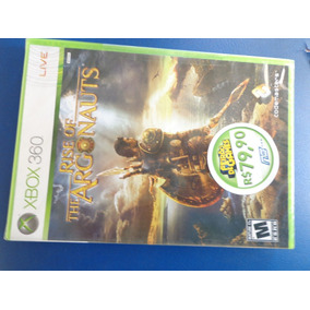 Rise Of The Argonauts Xbox 360 Ntsc Lacrado - Dvdsdf1