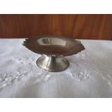 Mini Objeto Decorativo Em Prata