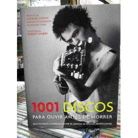 1001 Discos Para Ouvir Antes De Morrer - Livro
