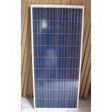 Kit Painel Placa Solar Fotovoltaica 140w + Cabos + Mc4