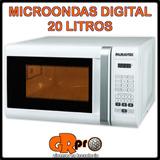 Microondas Panavox 20 Litros Nuevo Garantía En Cuotas