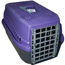 Gaiola Transporte Para Viagem Cachorro E Gato