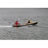 Canoa Para Pesca Sportfisher 15 Pés Companhia De Canoagem Sp