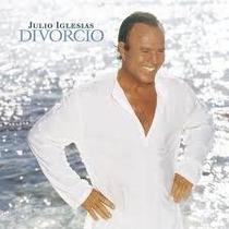 Cd Julio Iglesias Divorcio - Raridade!!!