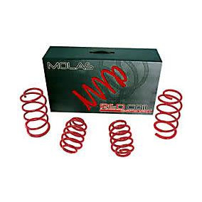 Molas Red Coil Ford Ka 2009 A 2013