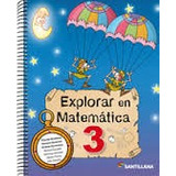 Explorar Matematica 3 - Editorial Santillana
