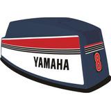 Adesivo Motor De Popa Yamaha 8 E 15 Hp