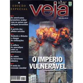 Revista - Veja Hist.extra - O Império Vulnerável - Wtc Crash
