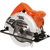Sierra Circular 1500w Cs1024 Black And Decker Maxitools