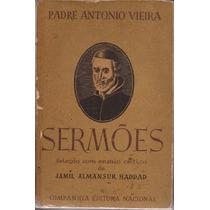 Livro Sermão Padre Antonio Vieira