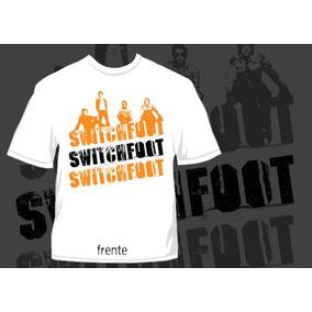 Camisa Swichtfoot - Rock Gospel Internacional Banda
