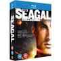 Blu Ray - The Steven Seagal Collection - Lacrado - Raro