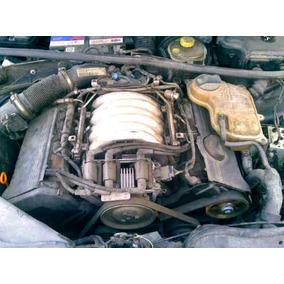 Motor Parcial Passat / A4 2.8 V6 30v Ano 2000