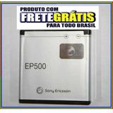 Bateria Sony Ep500 U5i Xperia X10 Mini X8 Sk17a E15a Wt19i