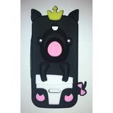 Capa Case Porco Porquinho Rei Nokia Asha 305 306 3050