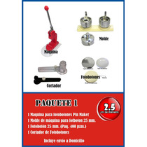 Pinmaker Paquete 1