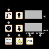 Forno Perfecta Digimec Padaria Controle Temperatura